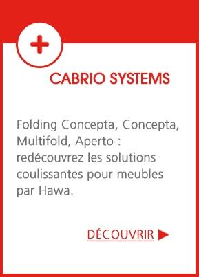 Cabrio systems - Découvrez les solutions coulissantes HAWA