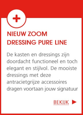 Nieuwe Zoom Dressing Pure Line