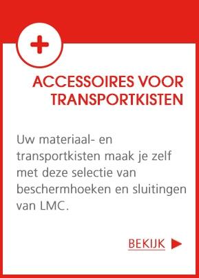 Accessoires voor transportkisten