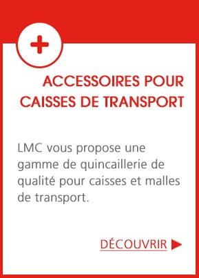 Accessoires pour caisses de transport