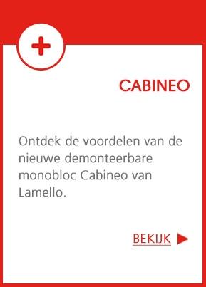 Cabineo van Lamello