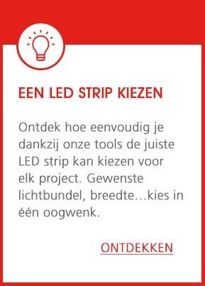 Een LED Strip kiezen