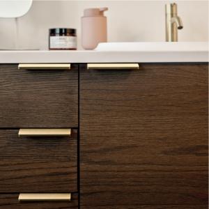 Poignées et boutons de meubles GoldCollection