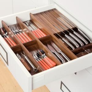 Equipements bois pour le tiroir