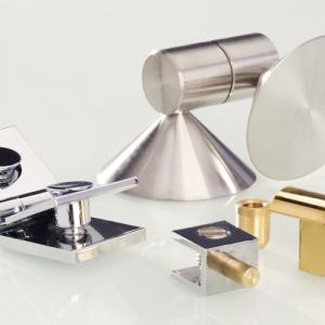 Spiegeltürscharniere und -zapfenbänder